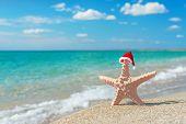 stock photo of beach hat  - Sea - JPG