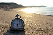 foto of pass-time  - time passes quickly - JPG