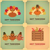 stock photo of thanksgiving  - Thanksgiving Day - JPG