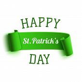 image of saint patrick  - Saint Patricks Day greeting card - JPG