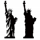 pic of democracy  - Statue of Liberty - JPG