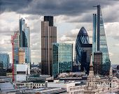 image of willy  - The City of London in the afternoon - JPG