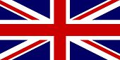 picture of union  - The official flag of the United Kingdom of Great Britain in both sze and color - JPG