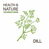 Постер, плакат: Health and Nature Supplements Collection