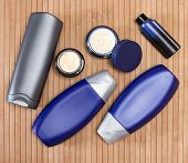 picture of cosmetic products  - Mens cosmetics - JPG