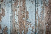 Постер, плакат: wood texture background colorful cracks in the paint vintage wall abstract pattern