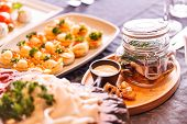 pic of catering  - catering food - JPG