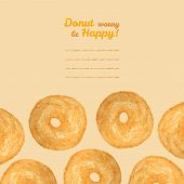 stock photo of donut  -