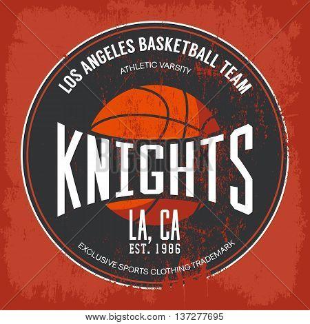 Knights basketball academy