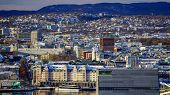 Sample Photo View Of Oslo During The Daytime, Norway, Scandinavia poster