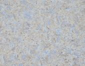 Light Gray Marble, Natural Stone Surface With Light Veins And Dark Spots. poster
