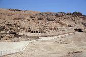 image of hatshepsut  - Hatshepsut temple at west bank of Luxor Egpyt - JPG