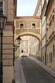 Постер, плакат: Узкие улочки старого города