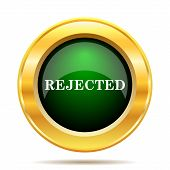 pic of reject  - Rejected icon - JPG