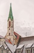 stock photo of church  - St John - JPG