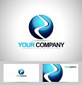 image of logo  - Sphere Logo Design - JPG