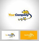 picture of chameleon  - Chameleon Logo Design - JPG