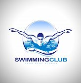 picture of swimming  - Swimming Club Design - JPG