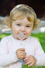 picture of nipples  - Image of cute baby girl suckle nipple - JPG