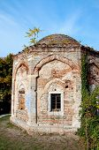 Old muslim mosque in Greece