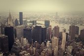 NYC from above
