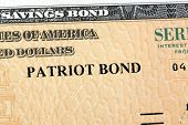 United States Patriot Savings Bond