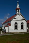 image of falklands  - St Mary - JPG