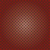 foto of metal grate  - Concept conceptual brown abstract metal stainless steel aluminum perforated pattern texture mesh background as metaphor to industrial - JPG