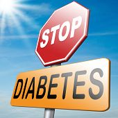 foto of diabetes symptoms  - stop diabetes health prevention for obesity sugar free diet - JPG