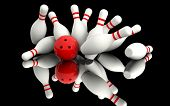 image of bowling ball  - Bowling  - JPG