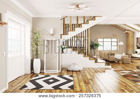 Modern Interior Design Of House