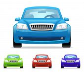 picture of car symbol  - Car icons - JPG