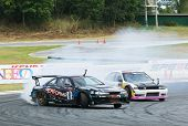 M-150 Drift Competition, Bonanza Racing Circuit