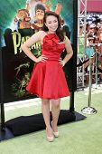 LOS ANGELES - AUG 5:  Jodelle Ferland arrives at the