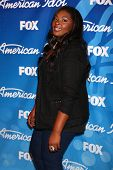 LOS ANGELES - MAY 16:  Candice Glover, Winner of American Idol Season 12 in the American Idol Seaon