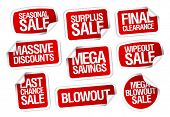 picture of year end sale  - Mega savings - JPG