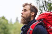 pic of beard  - adventure - JPG