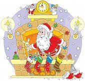 pic of peep  - The night before Christmas - JPG