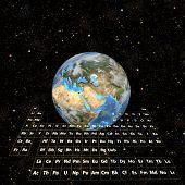 picture of eastern hemisphere  - It - JPG