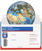 stock photo of eastern hemisphere  - It - JPG