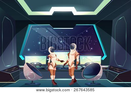 Outer Space Explorers Or Travelers
