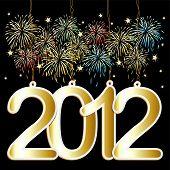 Постер, плакат: Счастливый Новый год 2012