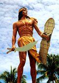 pic of cebu  - Lapu Lapu Statue Cebu Philippines the national hero - JPG