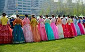 picture of hanbok  - SEOUL - JPG