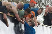 Tough Mudders Climbing Everest