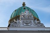 Dome Of Alte Burg, Vienna