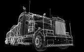 pic of tank truck  - Tanker Truck Isolated Logistics  - JPG