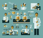 ������, ������: Medical Infographics