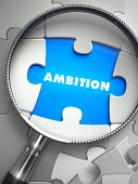 picture of megalomania  - Ambition  - JPG
