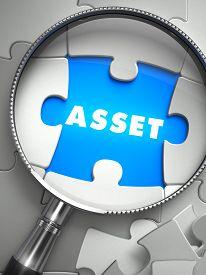 stock photo of asset  - Asset  - JPG